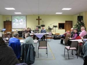 Open Forum at CCF Dec 2009