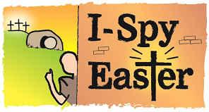 I-Spy Easter